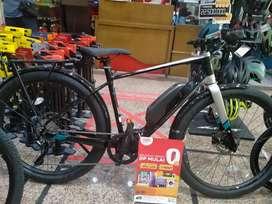 Sepeda polygon E bike Path E5 bisa di cicil via homecredit Free admin