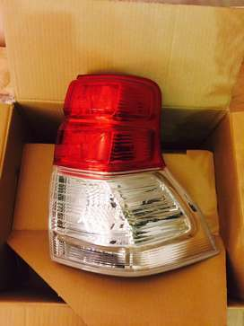 Toyota prado tail lights pair Genuine