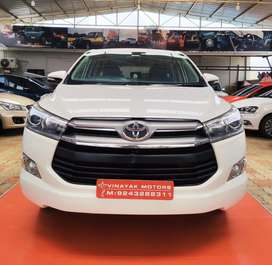 Toyota Innova Crysta 2.4 VX MT 8S, 2016, Diesel