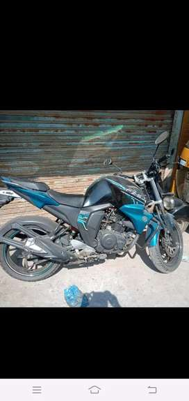 Good Condition...Yamaha.. FZ S