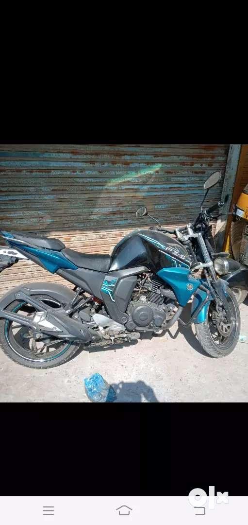 Good Condition...Yamaha.. FZ S 0