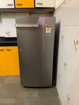 Electrolux Refrigerator ,2016 Purchase