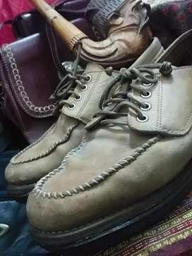 Sepatu Kulit Kasik For Adventure no 41/42