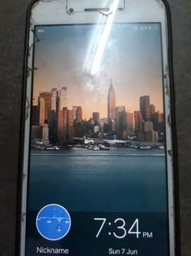 Vivo y53 golden color in very good condition.