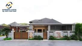 Desain interior dan exterior Rumah Klasik, Modern, dan Kontenporer.
