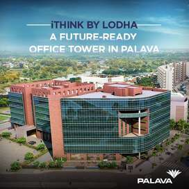 Premium Luxurious AC Office Spaces in Palava - iThink