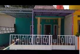 Rumah non subsidi, bangunan bata merah