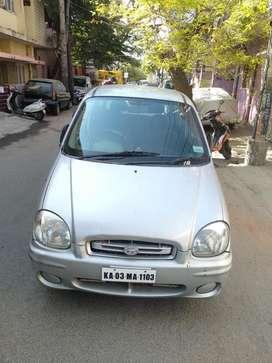 Hyundai Santro Xing Zip, 2001, Petrol