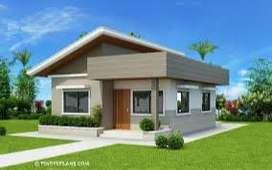 1.5 KATHA LAND (MIYADI UNDER PROCESS) WITH SEMI-RCC HOUSE FOR SALE.