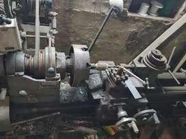 Lathe machine 34000/-