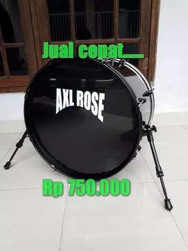 Bass drum axl rose high grade