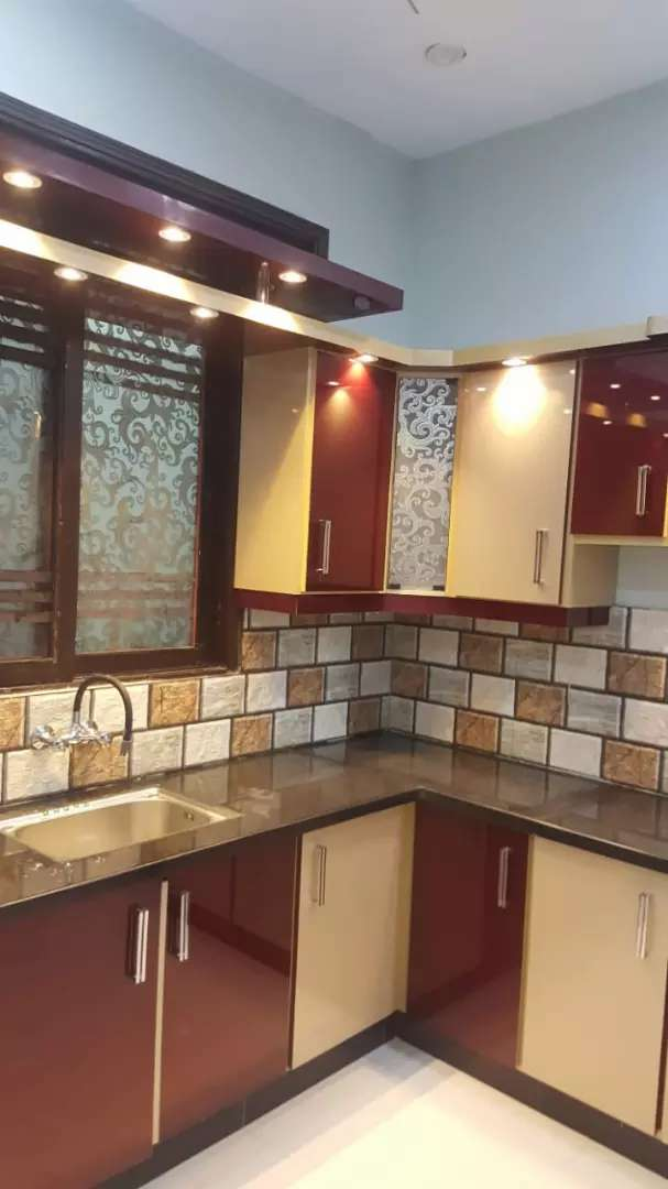 3bed dd 1st floor for rent gawalior society 0