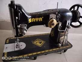 Says pico and regular Sewing machine