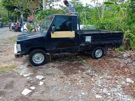 Kjg pik up 84 1200cc pkk hdp mesin sehat sasis utuh bs TT