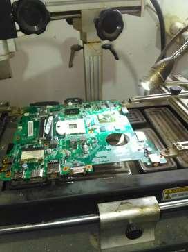 Terima servis Laptop, komputer pc Printer dan pemasangan cctv