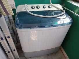 Samsung 7.2 Kg turbo semi automatic washing machine