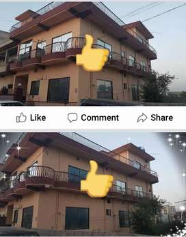 Hostel Building , Triple story, Solid. Good investment