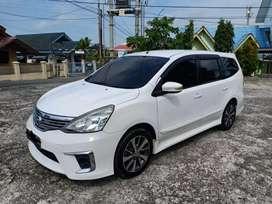 Nissan Grand Livina CVT HWS Tahun 2016 Automatic Trendy Gan
