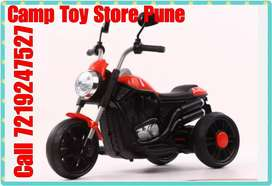 Brand New Kids ride on battery operated bik car and jeep at best price