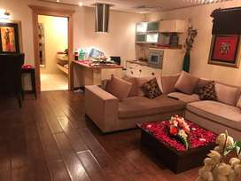 Luxury Furnished Apartment In Mall Of Lahore On Rent Fully Renovated