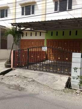 Ruko di Jual di jalan M. Idris No. 6 depan kantor lurah