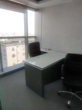 1200 sqft fully furnished office space for rent in sector-62 noida