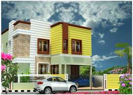 INDEPENDENT  HOUSE FOR SALE IN HASTHINAPURAM CHROMPET