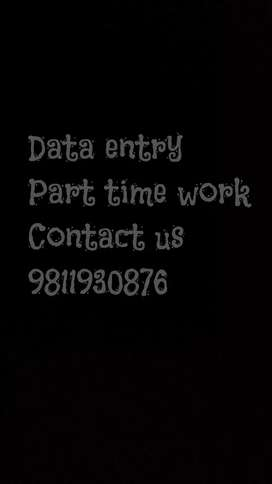 Handful income from home by data entry work through mail