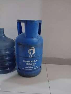 Jual tabung gas kosong 12kg (harga nego sampai jadi)