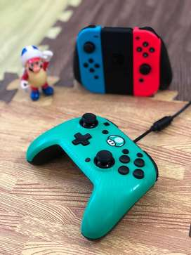 Nintendo switch wired pro controller