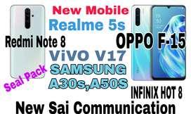 Redmi 8, Note8, Note 8 Pro, Infinix Hot 8, Realme5s & 5i,OPPO ALL MOBI
