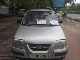 Hyundai Santro Xing XK eRLX - Euro III, 2006, Petrol