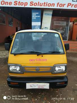 Maruti Suzuki Omni Cargo BS-IV, 2014, Petrol