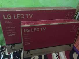 Dijual tv LED LG 43 inch & 32 inch
