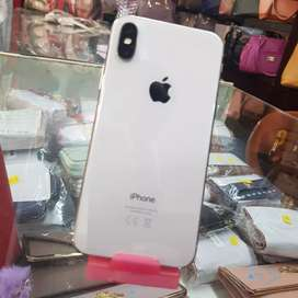 iPhone x 265gb brand new condition scratchless device