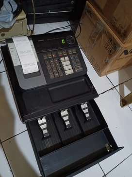 Mesin kasir / cash register / mesin hitung casio se s10