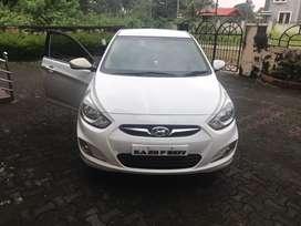 Hyundai Fluidic Verna Well Maintained