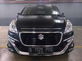Dijual : Suzuki Ertiga Dreza A/T Diesel 2016 Hitam