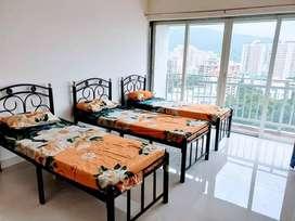 ZERO BROKERAGE CO-LIVING Spaces / PG Accommodation in Pokhran Road 2.