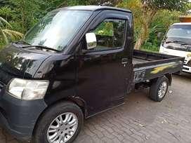 Ggran max pickup2012..1300cc hitam,ban radial siap krj,SS lgkp