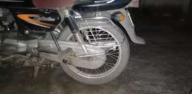 Classic Hero Honda splendor first model in running condition