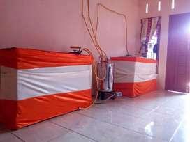 Setrika Uap Gas Laundry Gratis Ongkir se Pulau Jawa