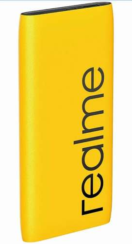 realme power bank sealed