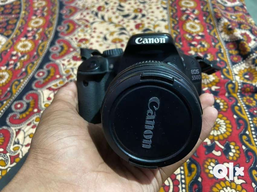 Canon EOS550D in good conditiony