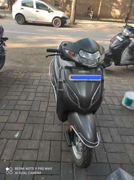 Limited Used Honda Activa 5G - 60k with No Scratch or Dent