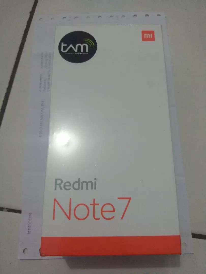 Redmi Note 7 4/64 TAM Black 0
