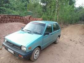 Good condition car and clear documents