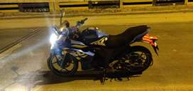 Sports Bike which is well maintained and superb in looking.