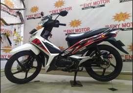 Honda Supra-x 125 th 2015 Putih Siap Kirim gan - Eny Motor