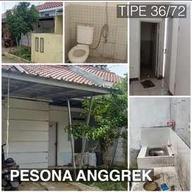 Rumah take over perumaha Pesona Anggrek